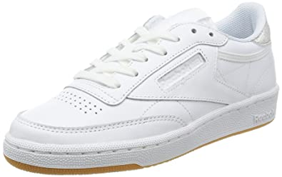 f5cacb601bb Reebok Women's Club C 85 Diamond Fitness Shoes: Amazon.co.uk: Shoes ...