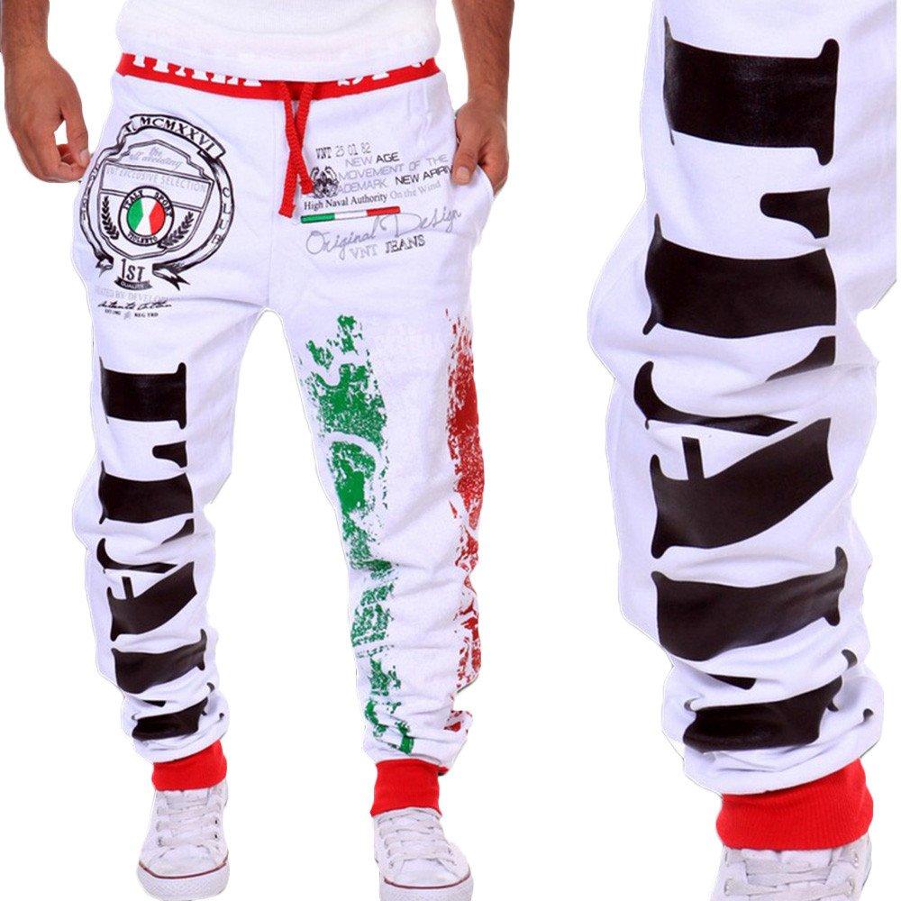 Pantalones deportivos para hombre, pantalones de chándal, chándal ...