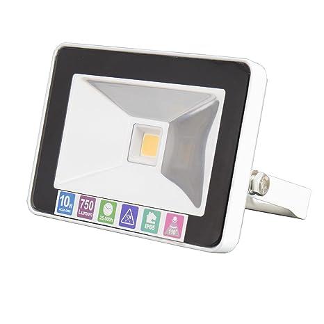 1 x Ultraslim – Foco LED con detector de movimiento (10 W 20 W 30