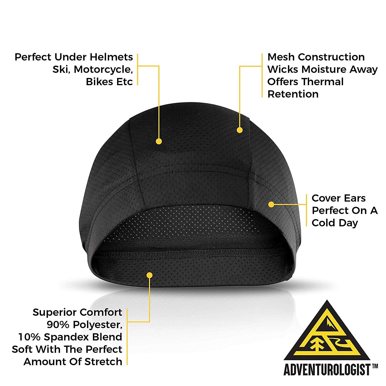 2 Pack Adventurologist Skull Caps