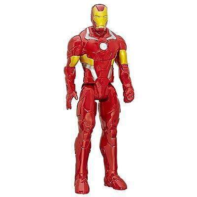 Marvel Titan Hero Series Iron Man: Toys & Games