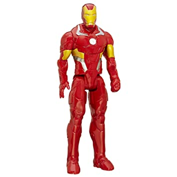 Action- & Spielfiguren Marvel Avengers Titan Hero Series Actionsfigur Marvel'S War Machine Spielzeug