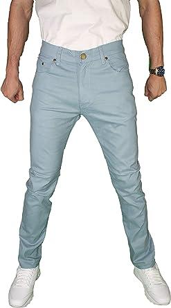 Amazon Com Marx Dutch Pantalones Vaqueros Para Hombre Ajustados Ajustados Ajustados Estilo Informal Para Hombre Slim 32 Cintura X 30 Largo Clothing
