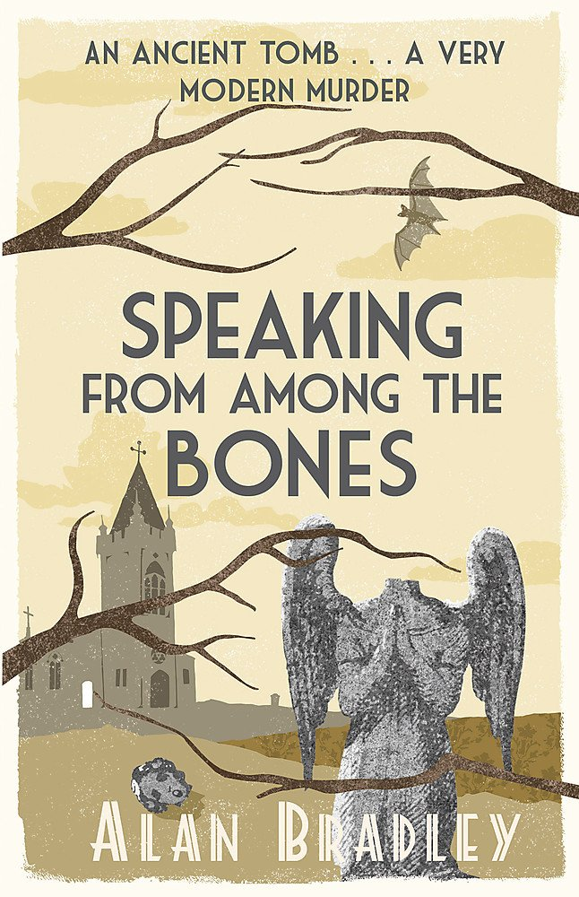 Read Online Speaking from Among the Bones: A Flavia de Luce Mystery Book 5 pdf
