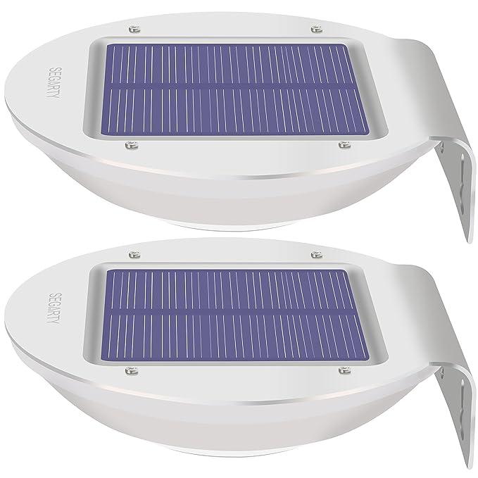 Review Segarty Wireless Aluminum Solar