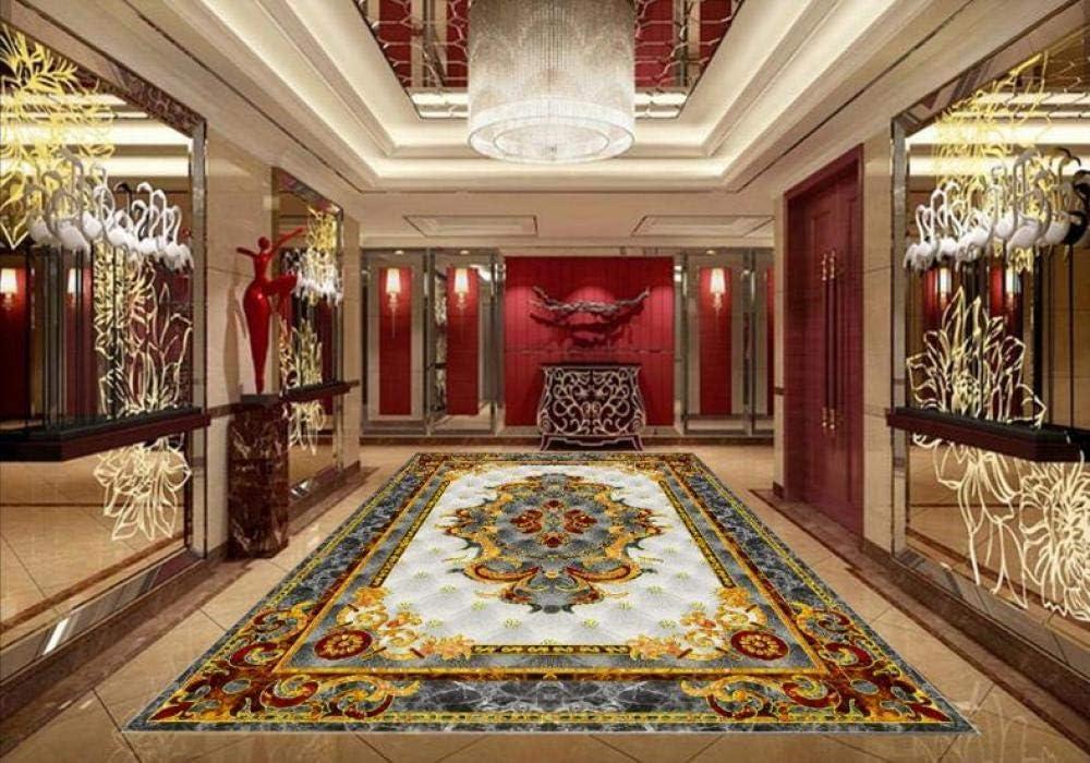 3d Flooring Marble Parquet Photo Wallpaper For Living Room Carpet Polishing Crystal Parquet 3d Floor Painting 400x280cm Amazon Com