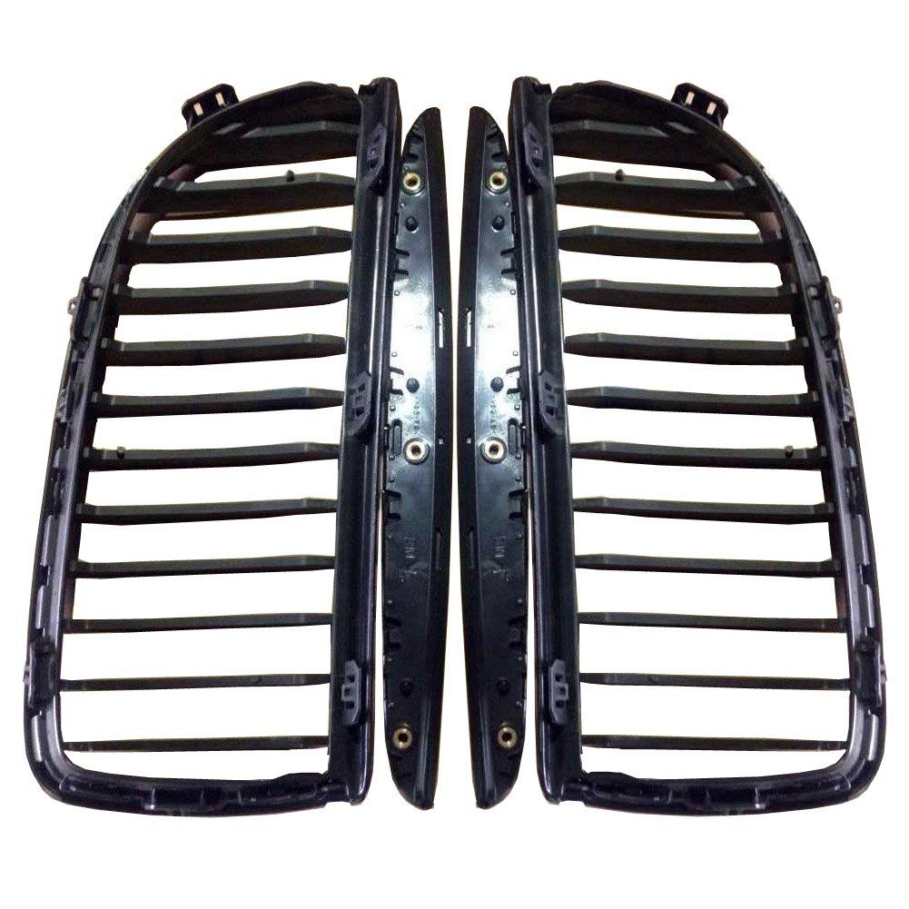4/porte,05/ colore: Nero opaco /08 Rene grill griglie anteriore E90/E91