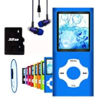 MP3 Player / MP4 Player, Hotechs MP3 Music Player with 32GB Memory SD Card Slim… photo