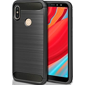 AROYI Funda para Xiaomi Redmi S2, Carcasa Soft Slim Flexible Back ...