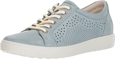 ECCO Womens Leisure Sport Tie Sneaker