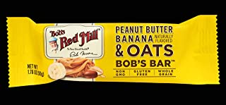 product image for Bob's Red Mill Peanut Butter Banana and Oats Bob's Bar (Case of 12)