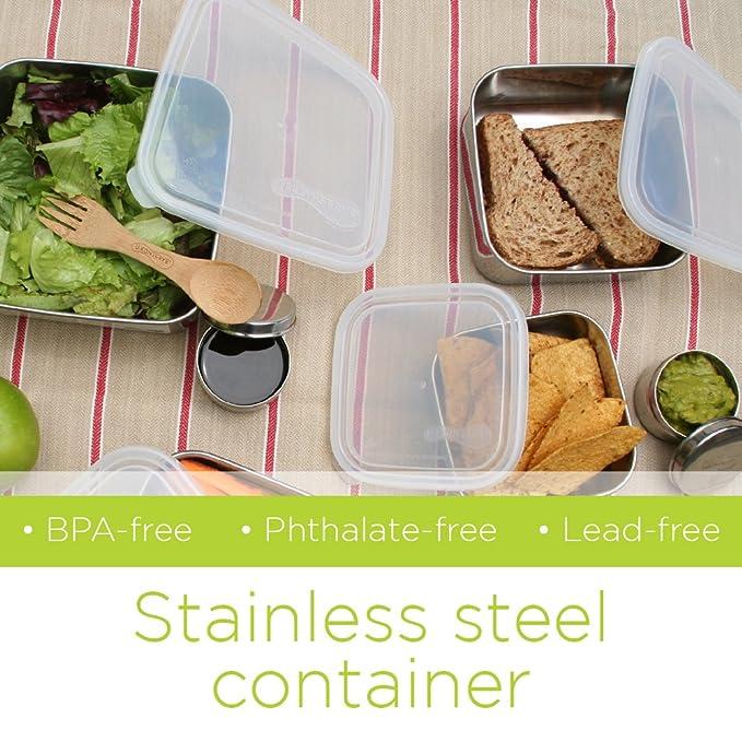Amazon.com: U Konserve To-Go contenedor, 0: Kitchen & Dining