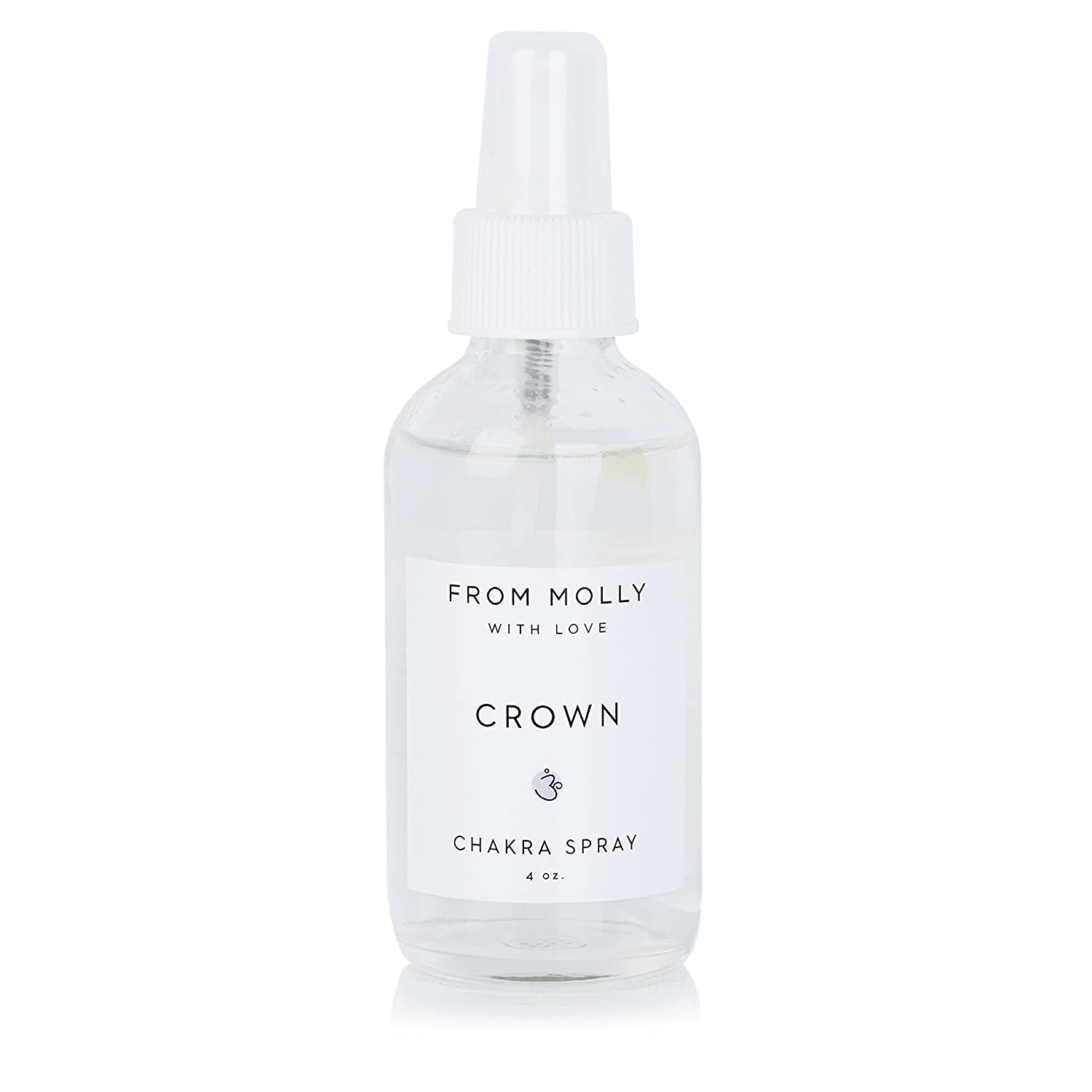 d72ee291677841 CROWN Chakra Spray - Balancing Body Mist (4 oz)