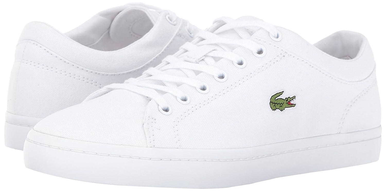 cc9d72630f Lacoste Women's Straightset Bl 2 Sneaker