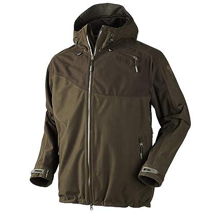 773fdac6d4dc1 Amazon.com : Harkila Vector Jacket Hunting Green/Shadow Brown ...