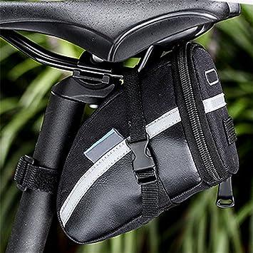 1.2L Mountain Road MTB Bicycle Bike Cycling PU Saddle Bag Bicycle Repair Tools