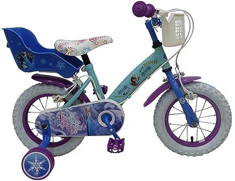 Bicicletta Per Bambini Ragazza Bicicletta Disney Frozen La Regina Di