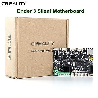 Creality 3D Ender 3 - Placa base Silent V1.1.5 con controlador ...