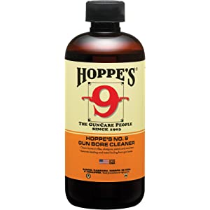 Hoppe's No. 9 Gun Bore Cleaning Solvent