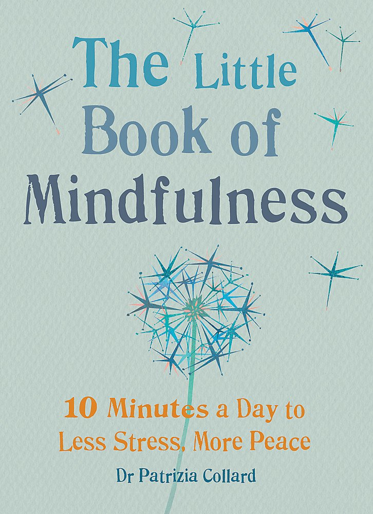 Little Book Of Mindfulness 10 Minutes A Day To Less Stress More Peace MBS Patricia Collard 8601411266737 Amazon Books