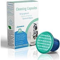 Gourmesso Cápsulas de Limpieza – 10 Cápsulas Compatibles