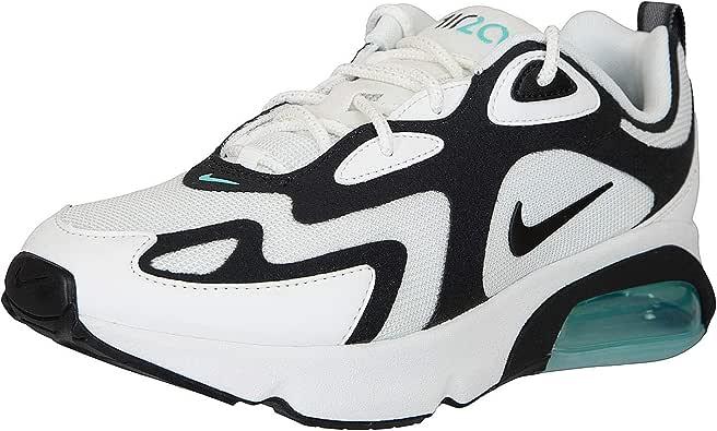 Nike Air MAX 200 - Zapatillas Deportivas, Color Blanco, Talla 39 ...