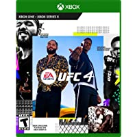 EA SPORTS UFC 4 for Xbox One or PS4