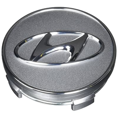 Genuine Hyundai 52960-3K250 Wheel Hub Cap Assembly, Aluminum: Automotive