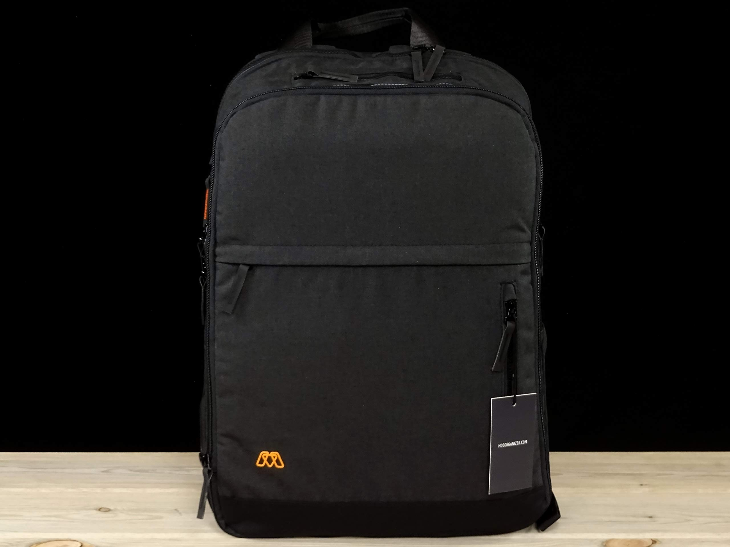 MOS Pack Grande Electronics Backpack - Onyx