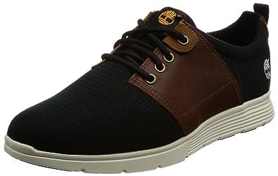 945ba6744c Timberland Killington Leather and Fabric Oxford CA1IXF, Boat Shoes ...