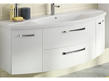 Badschranke Mit Waschbecken