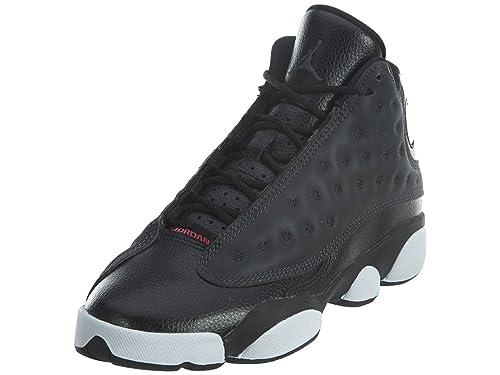 new styles 3aaea 23e47 Jordan Kid s Air Retro 13 GS, Black Anthracite-Anthracite-Hyper Pink, 6.5  UK  Amazon.co.uk  Shoes   Bags