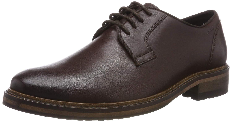 Brown (Cow Velvet T.d.mgold 00940) Marc shoes Men's Brentwood Oxfords