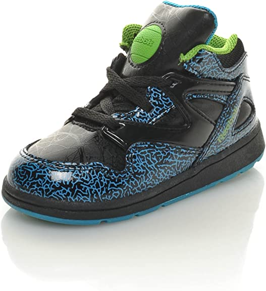 Reebok Versa Pump Omni Lite, Baskets Mode Mixte Bébé