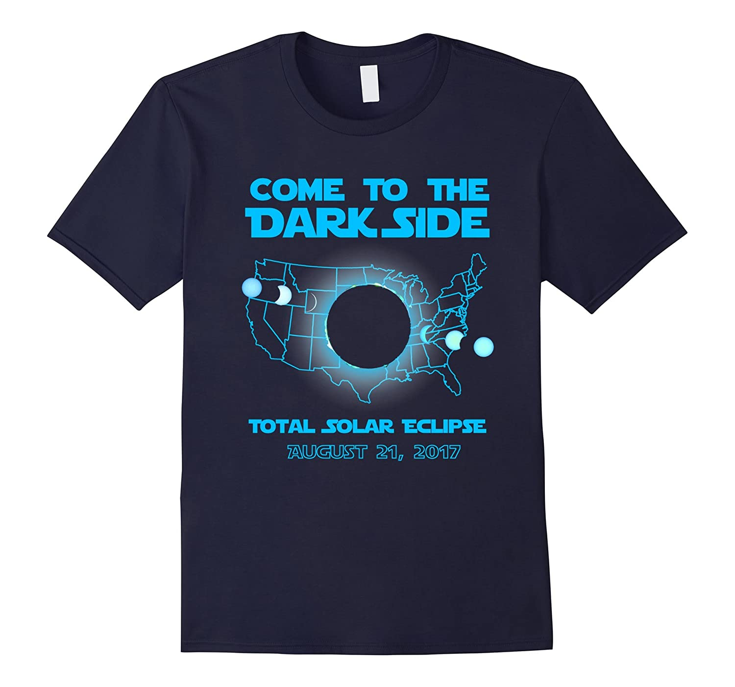 Total Solar Eclipse 2017 - Come to The Dark Side Theme-BN