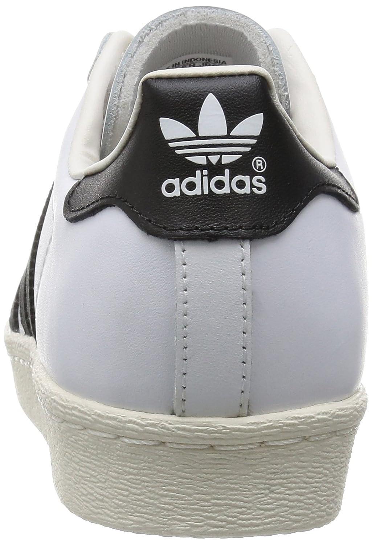 Adidas Superstar 80s (Gum Outsole), scarpe da ginnastica ginnastica ginnastica a Collo Alto Uomo 25ce36