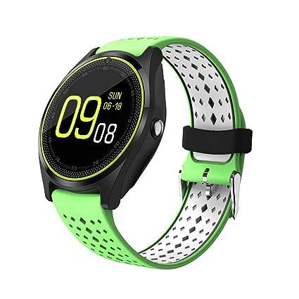 Amazon.com: V9 Smart Watch SmartWatch Reloj Bluetooth ...