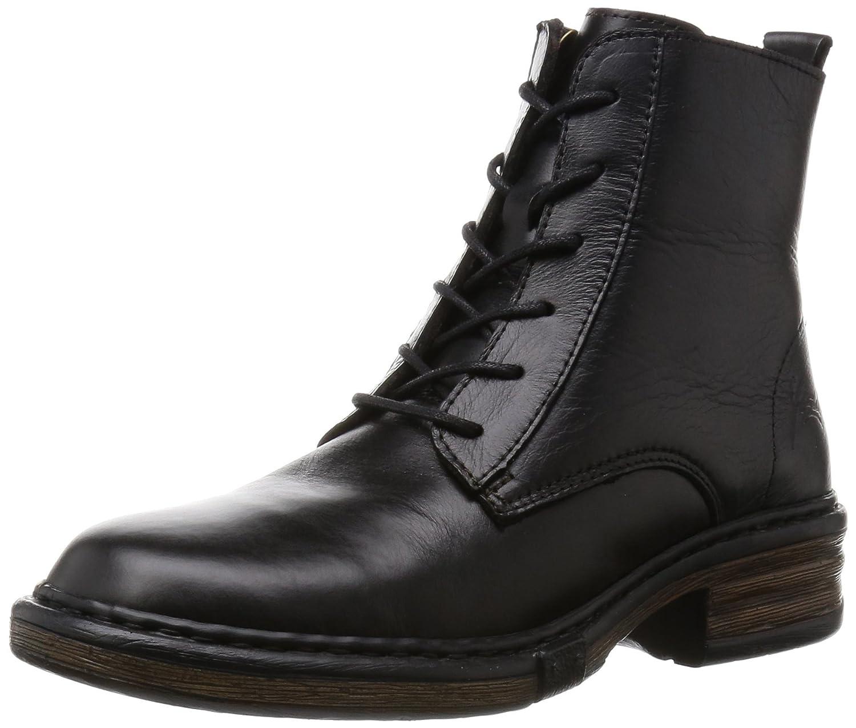 [ヨースケ] ブーツ レースアップレザーショートブーツ 8230011 B013QJK0PG 24.0 cm|ブラック ブラック 24.0 cm