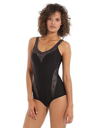 1ff0e28ea1 Balsamik - Maillot de Bain élégant, Effet Amincissant - Femme Morpho H:  Amazon.fr: Vêtements et accessoires