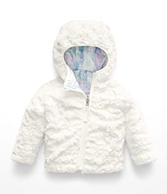 953e19634778 Amazon.com  The North Face Infant Reversible Mossbud Swirl Hoodie ...