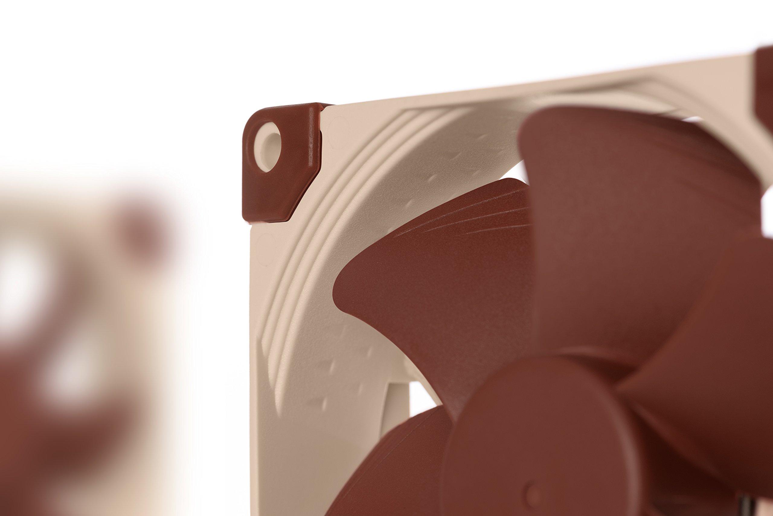 Noctua AAO Frame Design SSO2 Bearing Quiet Fan(NF-A9 PWM) by noctua (Image #6)