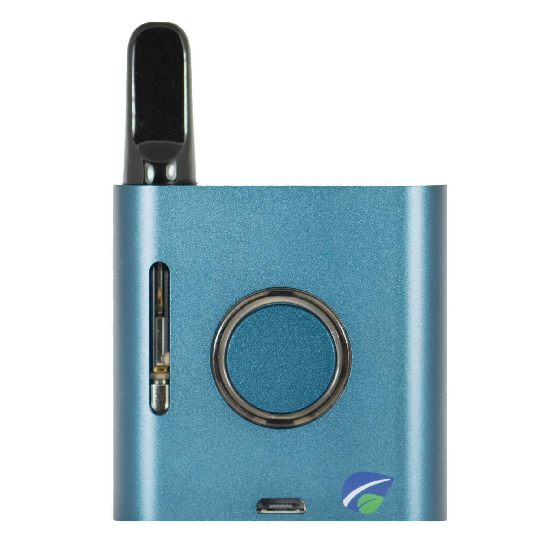 Grö FIVE10 Variable Voltage Pen | Bonus Ring Included (Blue) by Grö