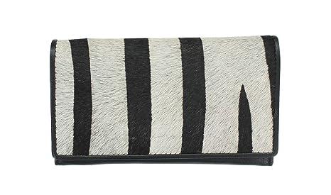 Mala Leather Colección MATRAH Monedero de Impresión Animal ...