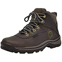 Men's White Ledge Mid Waterproof Ankle Boot