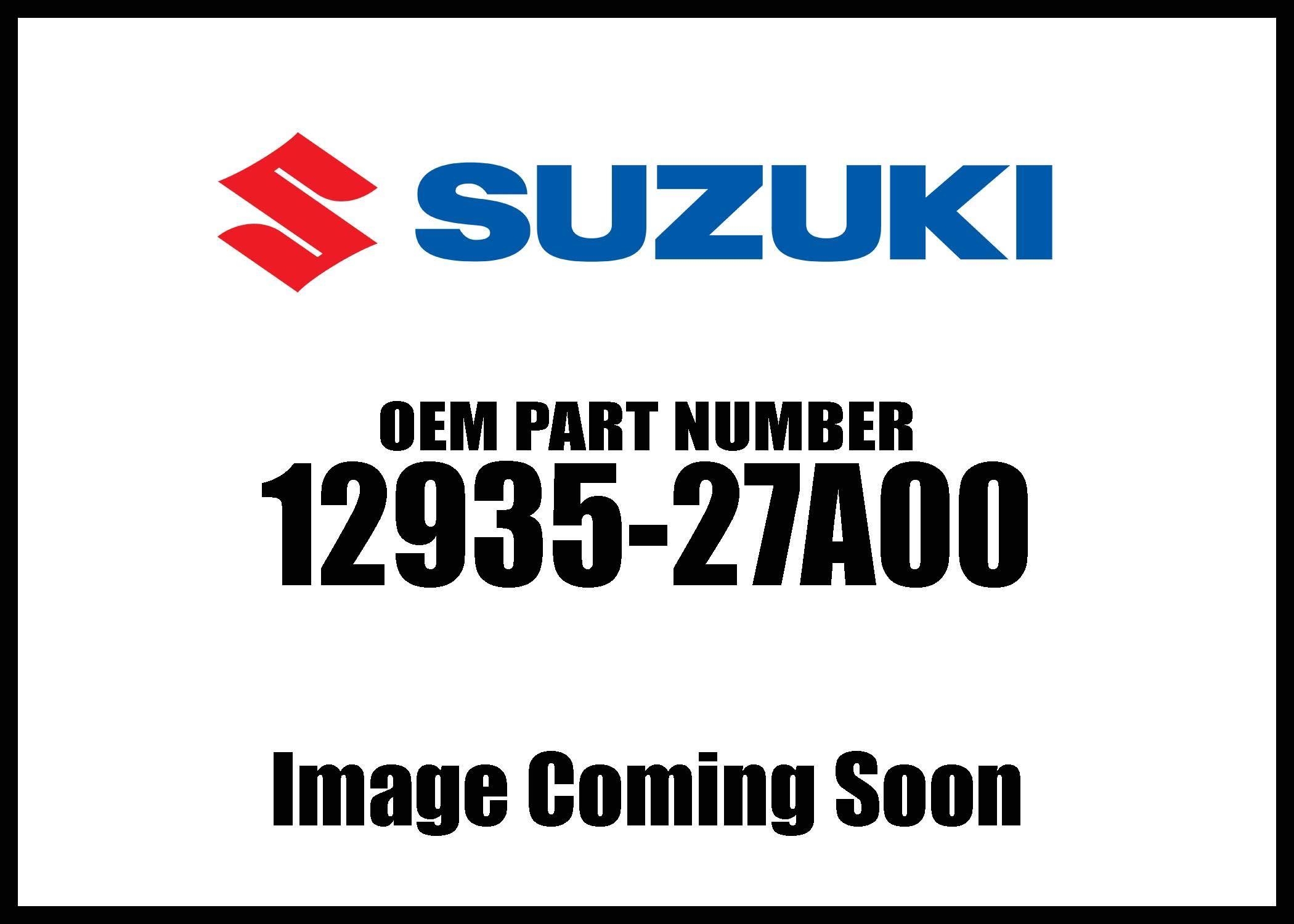Suzuki 2005-2009 Bandit 1200S Limited Edition Ca Gsx-R600k8 Ca Seat Valve Spri 12935-27A00 New Oem