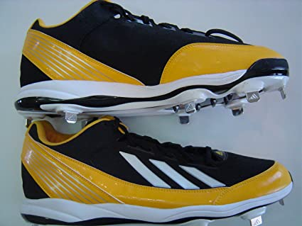 Amazon.com  adidas Adidas-SPG-753001-Men-039-s-Baseball-Cleats-Black . 6582c4a49de