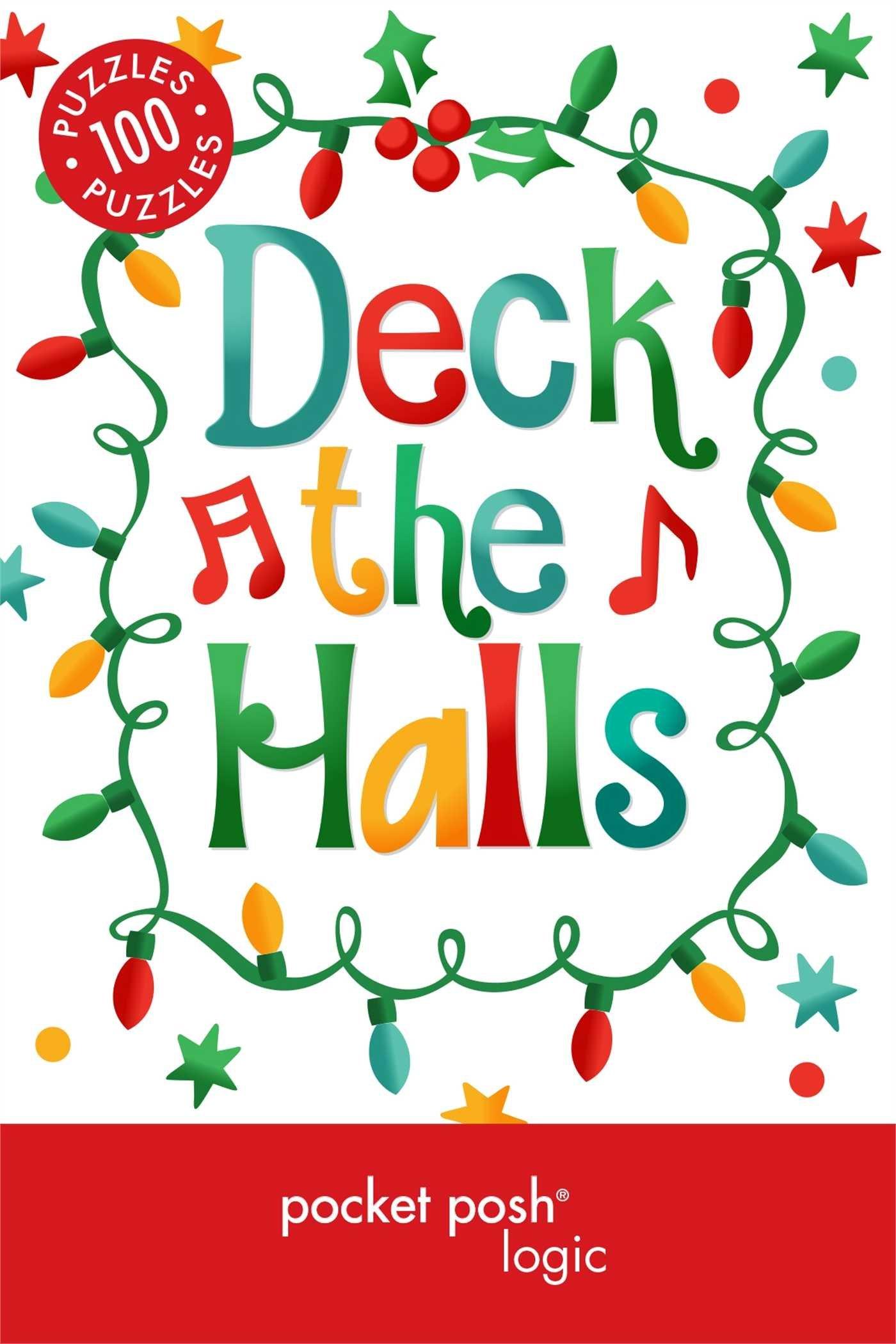 Download Pocket Posh Christmas Logic 5: 100 Puzzles Deck the Halls pdf epub