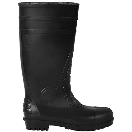 design di qualità bb8e3 2d95f Jago Stivali da lavoro stivali gomma uomo donna stivali pioggia lavoro  numero 38