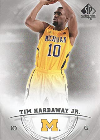 info for f4645 b1168 2013-14 SP Authentic Basketball #32 Tim Hardaway Jr ...