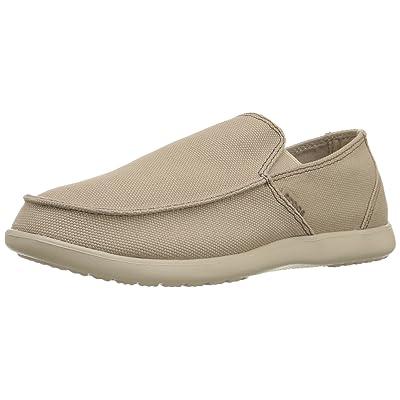 Crocs Men's Santa Cruz Clean Cut Loafer | Loafers & Slip-Ons